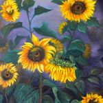 K9 Sonnenblumen