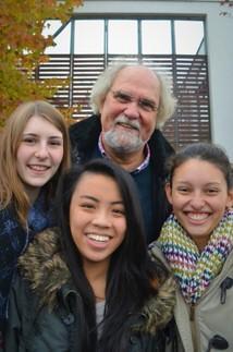 F8 H. Kirch und Schülerinnen